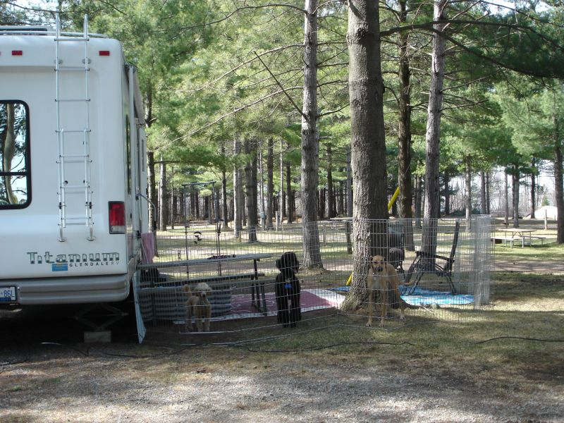 Rv Net Open Roads Forum Rv Pet Stop Invisible Fence At